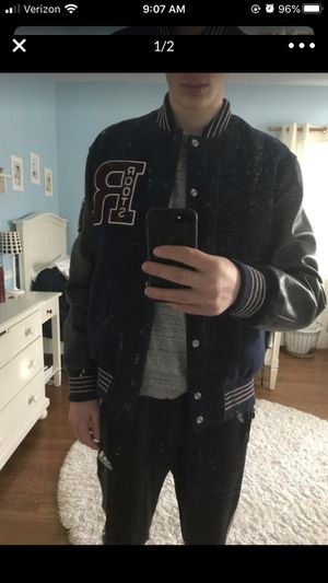 Roots varsity jacket for Sale in Washington, DC