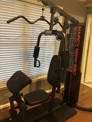 Marcy 150lb Stack Home Gym for Sale in Chantilly, VA
