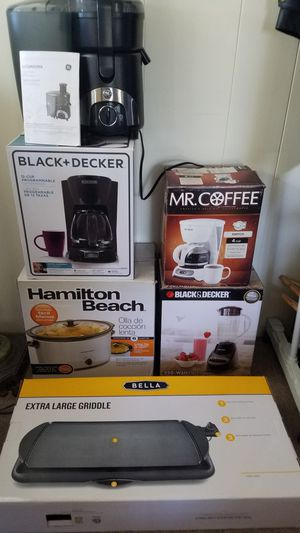 Small Kitchen Appliances for Sale in San Diego, CA