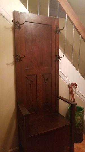 Hallway furniture antique for Sale in Herndon, VA