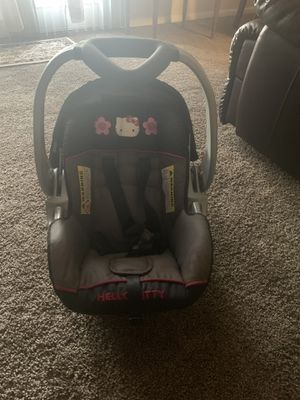Hello Kitty Car Seat for Sale in Stone Mountain, GA