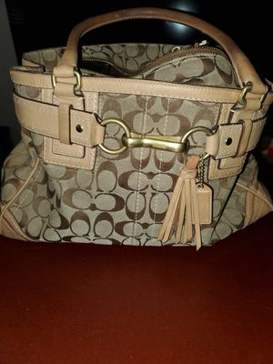 Coach purse for Sale in Lubbock, TX