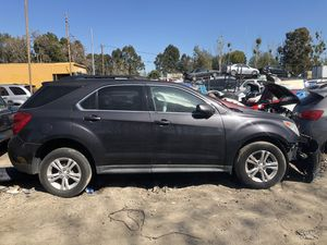 2013 Chevy Equinox /2.4L for parts only (R&D) for Sale in Modesto, CA