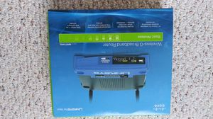 Linksys wireless-G broadband router for Sale in Pflugerville, TX