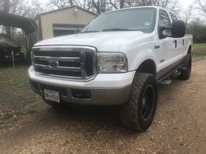 2006 ford f350 4x4 4wd f-350 clean title for Sale in Austin, TX