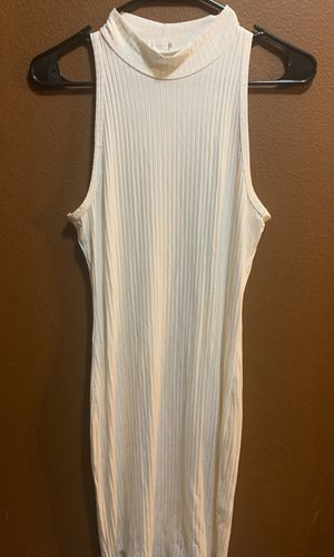 No sleeve off white dress for Sale in South Gate, CA