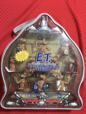E.T. Collectible toys for Sale in Las Vegas, NV