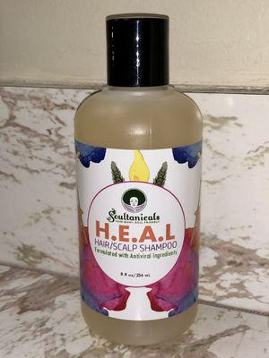 Soultanicals H.E.A.L shampoo for Sale in Cleveland, TN