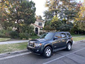 2008 Ford Escape Hybrid for Sale in Fresno, CA