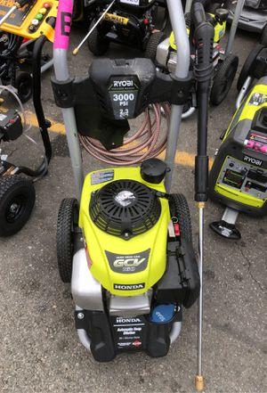 Gas Pressure washer 3000psi 2.3GPM for Sale in Gardena, CA