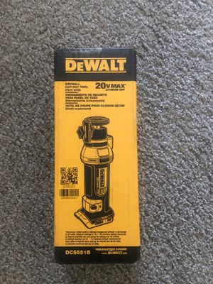Dewalt Cut-Out tool for Sale in Johnsburg, IL