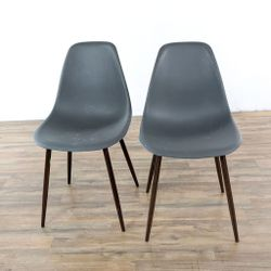 Pair of Bucket Side Chairs (1111874) for Sale in South San Francisco,  CA
