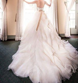 WEDDING DRESS LAZARO 3153 for Sale in Rockville, MD