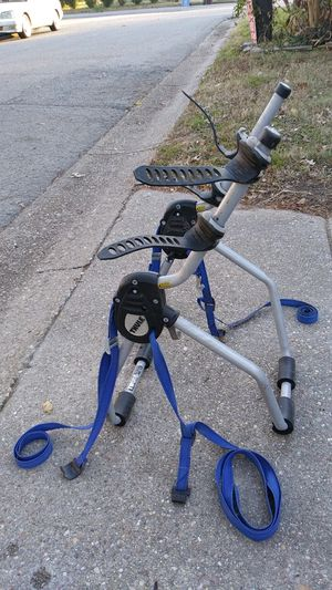 All adjustable THULE bike rack or trunk of any vehicle for Sale in Chesapeake, VA