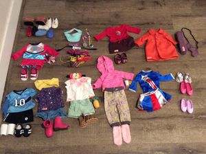 American Girl Doll Clothes for Sale in Vancouver, WA