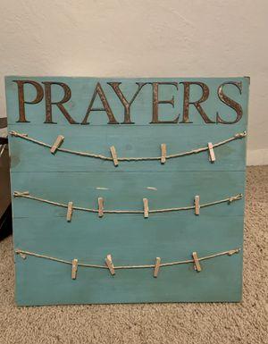 Prayer board for Sale in Chico, CA