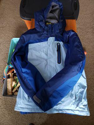 Size L mens winter jacket for Sale in Traverse City, MI