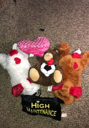 Love plushie set for Sale in Mesa, AZ