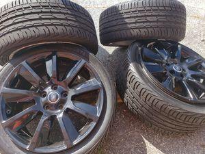 275/40/20 Tires and Rims for Sale in Ellenwood, GA