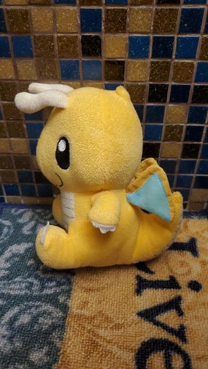 Pokemon Dragonite Plushie for Sale in Hialeah, FL