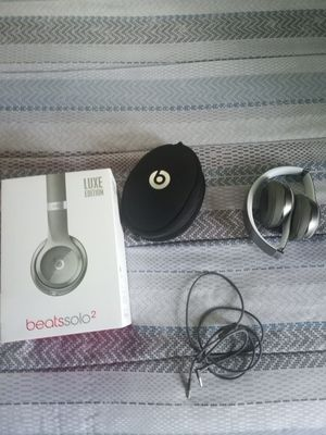 Beats solo2 for Sale in Delanco, NJ