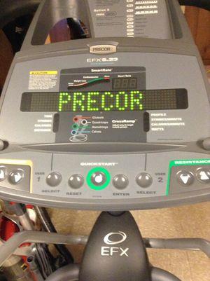 PreCor EFX 5.23 USED Elliptical for Sale in Silver Spring, MD