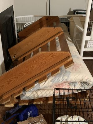 Futon Queen bed for Sale in Fremont, CA