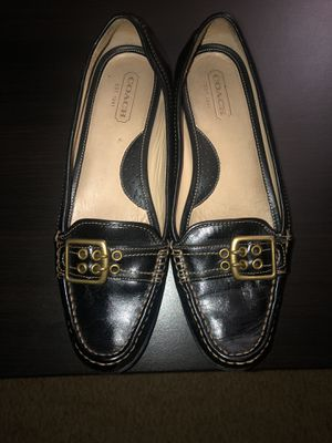 Vintage Coach loafers for Sale in Silver Spring, MD