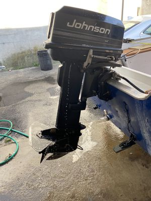 Gruman 14ft aluminum W 50 hp Yamaha outboard not on the picture for Sale in Queens, NY