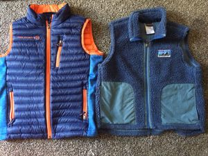 Patagonia, Levi's, Osh Kosh etc. Lot of boys size 8 some have never been worn! for Sale in American Fork, UT