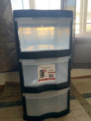 "Plastic storage Drawer 25.91""x13.26""x15.50"" for Sale in Everett, WA"