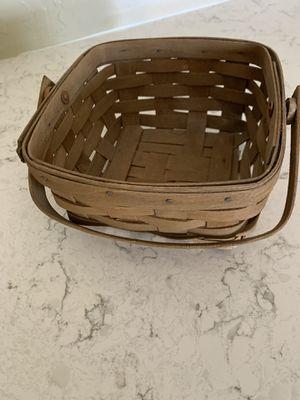 Longaberger Basket for Sale in Peoria, AZ