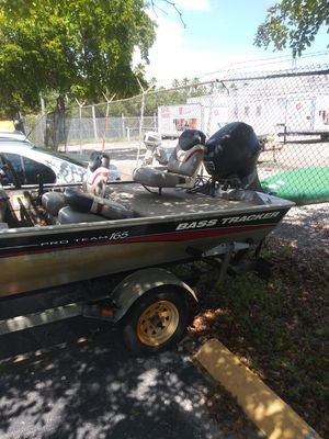 Bass boat .trade welcome for Sale in Hollywood, FL