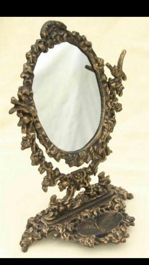 Brass/ Antique Vanity Mirror for Sale in Arlington, TX
