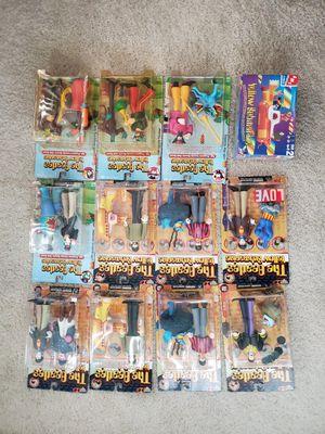 Mcfarlane toys,Yellow submarine figures for Sale in Hemet, CA