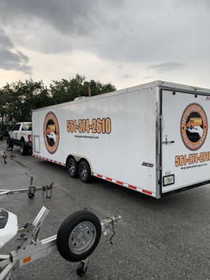 Trailer 28' by 8.5 for Sale in Delray Beach, FL