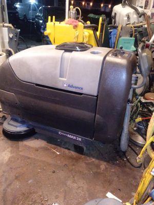 Walk Behind Automatic Floor ScrubberAdvance Convertamatic MAX28 for Sale in Manassas, VA
