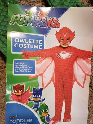 Pj mask costumes for kids for Sale in Washington, DC
