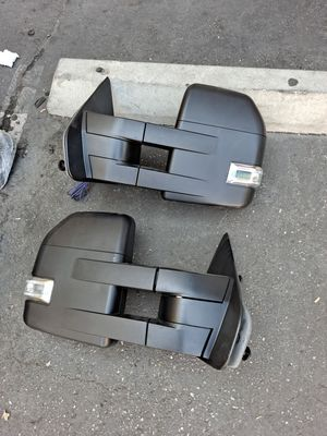 Free Delivery New Ford F150 Tow Mirrors 04 to 2014 for Sale in Fresno, CA