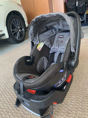 Britax USA Bay Seat With Base for Sale in Temecula, CA