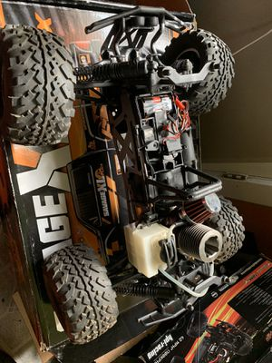 Hpi savage x nitro and savage xl flux/Redcat rampage xt for Sale in New Kent, VA