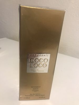 COCO LOCO perfume for WOMEN Our Version Of COCO madmosel CHANEL for Sale in Dallas, TX