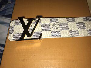 Louis Vuitton Azur Belt for Sale in Philadelphia, PA
