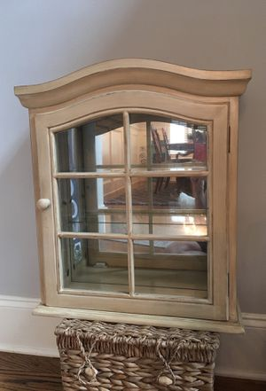 Curio Cabinet for Sale in Canton, GA