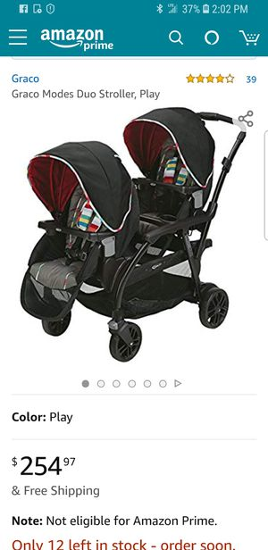 GRACO MODES DUO DOUBLE STROLLER for Sale in Palm Harbor, FL