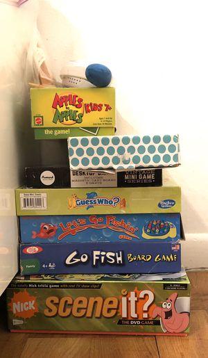 Board games (9) for Sale in Miami, FL
