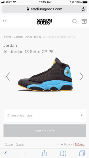 Air Jordan 13 size 10 for Sale in Brooklyn, NY