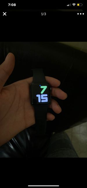 Series 3 Apple Watch. for Sale in Crete, IL