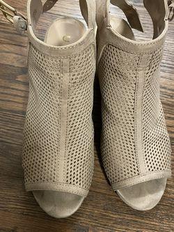 FREE Women's Suede Peep Toe Heels for Sale in Anaheim,  CA