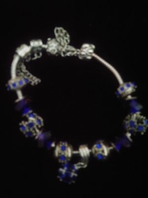 Charm Bracelets silver s 20.00 for Sale in Phoenix, AZ